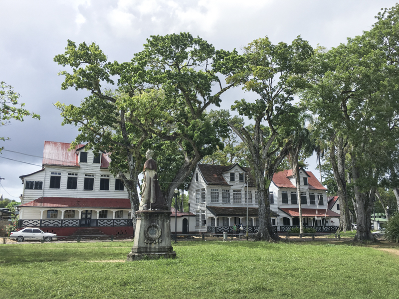 aankomst klm vlucht uit paramaribo