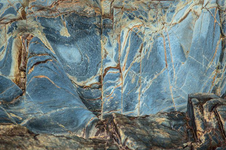 Het maanlandschap van de Rio Tinto